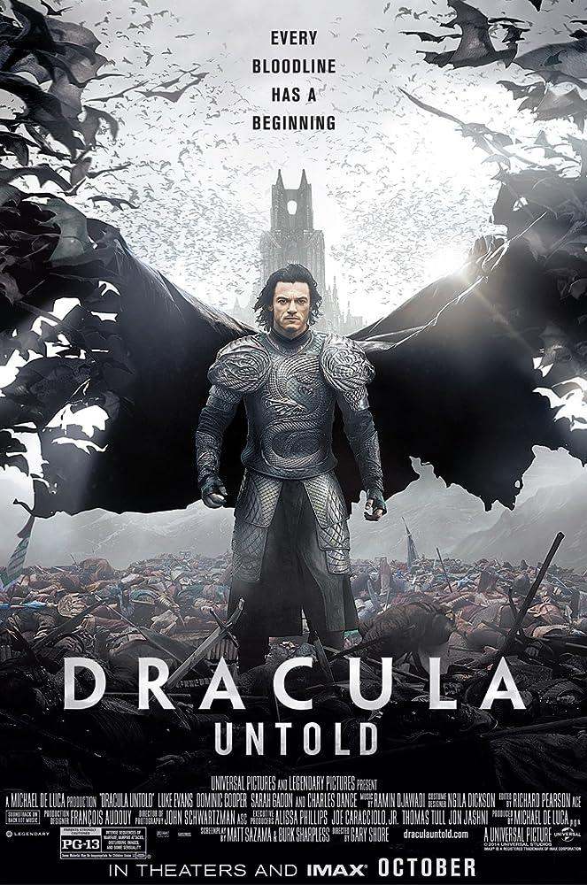 Dracula Untold (2014) Hindi Dubbed