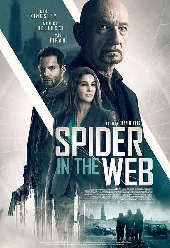 Spider in the Web 2019 English 350MB BluRay ESub Download