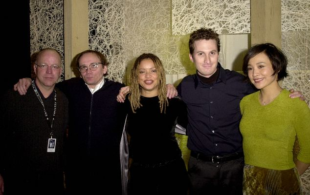 Joan Chen, Darren Aronofsky, Kasi Lemmons, and Bingham Ray