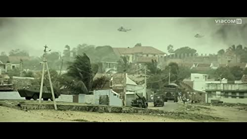 Madras Cafe Trailer