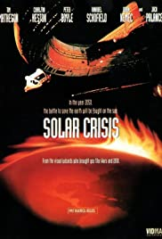Solar Crisis (1990) starring Tim Matheson on DVD on DVD