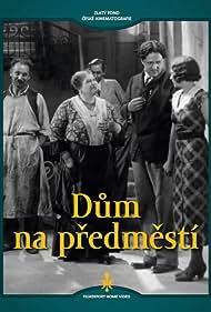 Antonie Nedosinská in Dum na predmesti (1933)