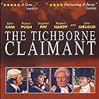 John Gielgud, Stephen Fry, and Robert Pugh in The Tichborne Claimant (1998)