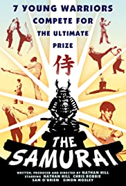 The Samurai Poster
