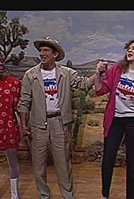 Joan Cusack, Robert Downey Jr., Billy Martin, Terry Sweeney, and Danitra Vance in Saturday Night Live (1975)