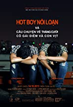 Hot Boy Noi Loan va Cau Chuyen ve Thang Cuoi, Co Gai Diem va Con Vit