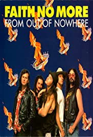 Faith No More: From Out of Nowhere Poster