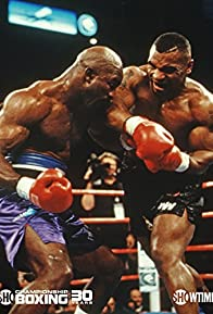 Primary photo for Tyson vs Holyfield I