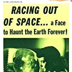 Robert Clarke, Margaret Field, Pat Goldin, and William Schallert in The Man from Planet X (1951)