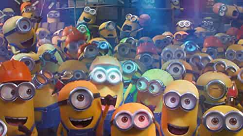 'Minions: The Rise of Gru'