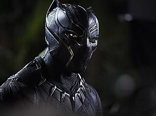 Chadwick Boseman in Black Panther (2018)