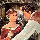 Liselotte Pulver and Carlos Thompson in Das Wirtshaus im Spessart (1958)