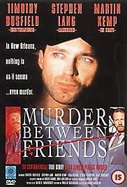 Murder Between Friends Poster