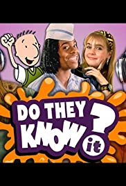 Do They Know It? Poster