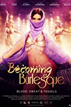 Becoming Burlesque (2017) Poster