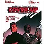 Dolph Lundgren and Louis Gossett Jr. in Cover-Up (1991)