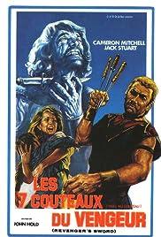 Knives of the Avenger Poster