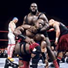 Mark Henry, Tony Norris, and Dustin Rhodes in Royal Rumble (1998)