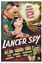 Lancer Spy (1937) Poster