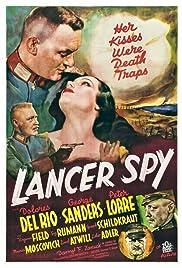 Lancer Spy Poster