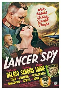 Movie direct download search Lancer Spy USA [Full]