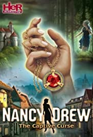 Nancy Drew: The Captive Curse Poster