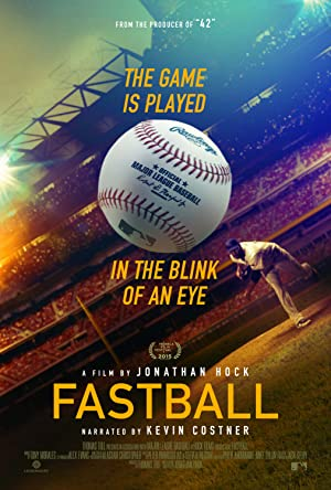 Fastball film Poster
