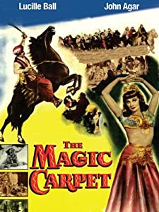 Easy watching good movies The Magic Carpet [480p]