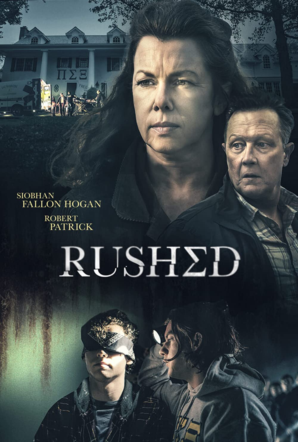 Rushed (2021) Hindi (Voice Over) Dubbed+ English [Dual Audio] WebRip 720p [1XBET]