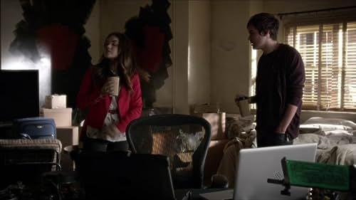 Aria Asks Caleb for Help