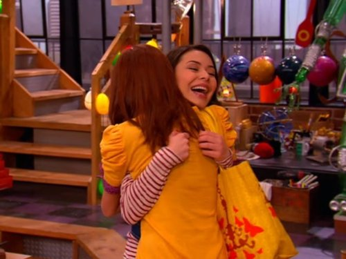 iCarly 2×16 – iReunion con Missy