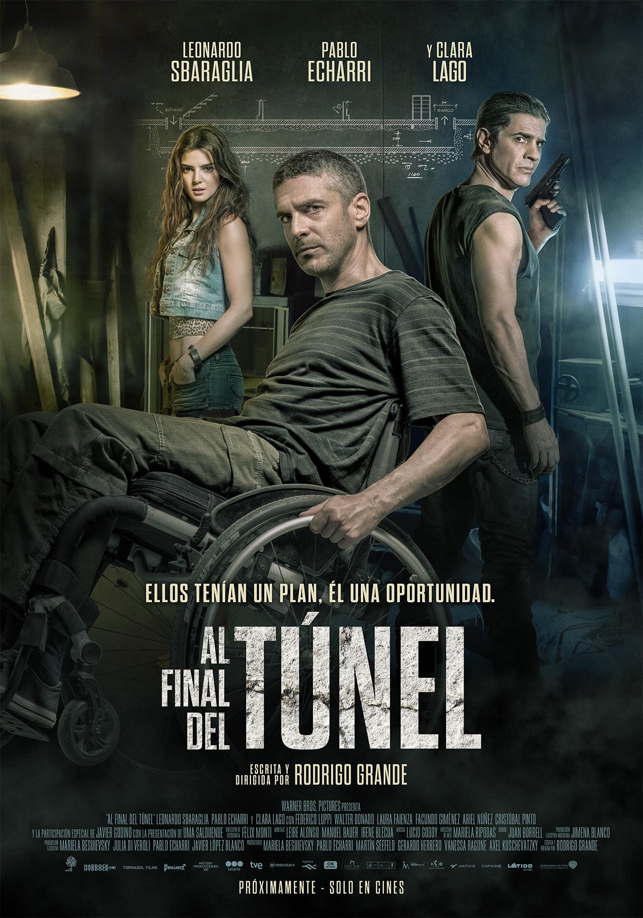 Filme No Fim do Túnel Download