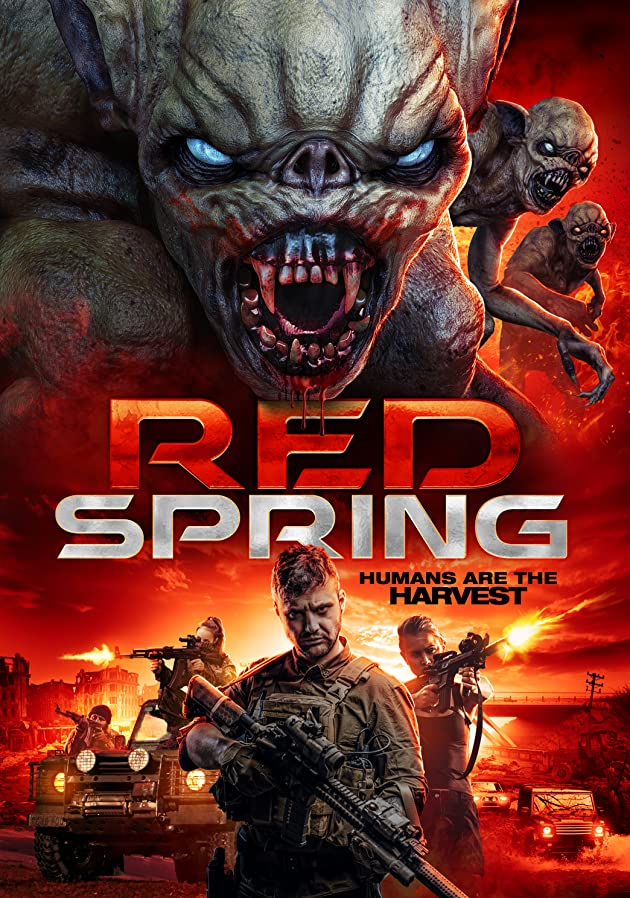 Red Spring (2017) Hindi Dubbed