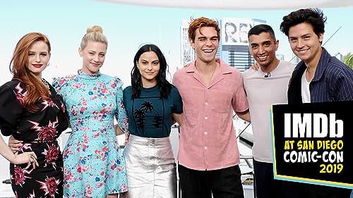"""Riverdale"" Cast's Favorite Moments: Ninja Moms, Flashbacks, and More"