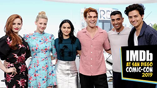 """Riverdale"" Cast's Favorite Moments: Ninja Moms, Flashbacks, and More"