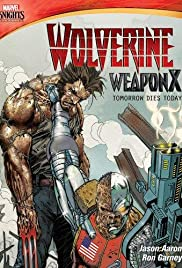 Wolverine Weapon X: Tomorrow Dies Today Poster