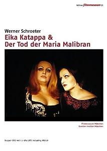Der Tod der Maria Malibran West Germany
