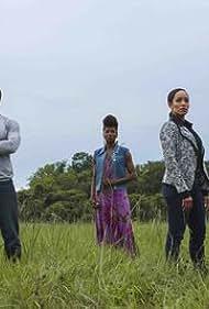 Dawn-Lyen Gardner, Rutina Wesley, and Kofi Siriboe in Queen Sugar (2016)