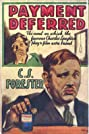 Payment Deferred (1932) Poster