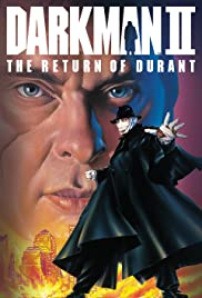Darkman II: The Return of Durant Poster
