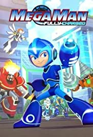 Mega Man: Fully Charged Poster