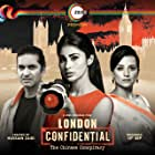 Purab Kohli and Mouni Roy in London Confidential (2020)