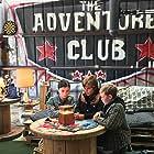 Jakob Davies, Dalila Bela, and Sam Ashe Arnold in The Adventure Club (2017)