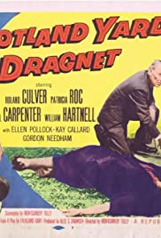 Scotland Yard Dragnet (1957) Poster - Movie Forum, Cast, Reviews