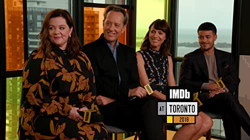 Melissa McCarthy Loves Playing Shifty Characters
