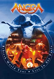 Angra: Rebirth World Tour - Live in São Paulo Poster