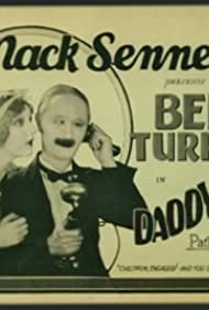 Alma Bennett and Ben Turpin in Daddy Boy (1927)