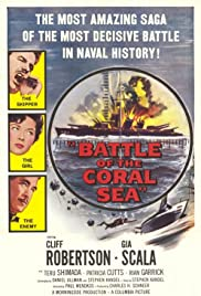 Battle of the Coral Sea (1959) Poster - Movie Forum, Cast, Reviews