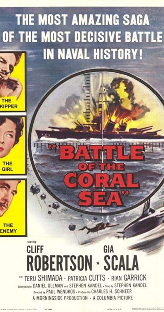 Subtitle of Battle of the Coral Sea