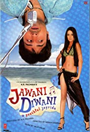 Jawani Diwani: A Youthful Joyride Poster